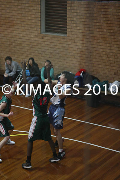U/18 M2 Bankstown Vs Hills 20-6-10