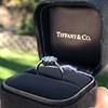 Tiffany & Co. Enchant Flower Ring 14