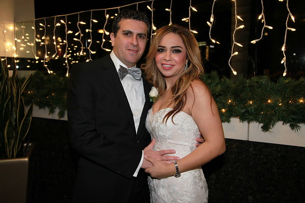 Orang & Amy's Wedding Reception