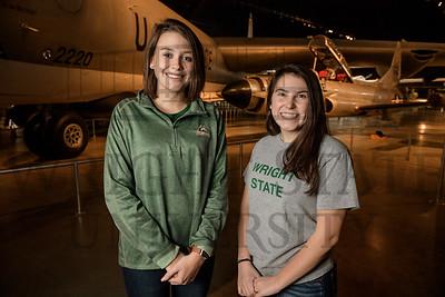 19859 Engineering Students Andrea Poole & Tina Davis 2-12-18