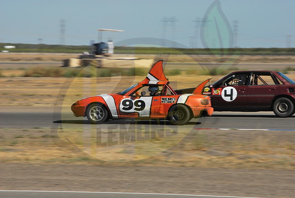 Button Turrible at Buttonwillow Raceway Park, September 2017