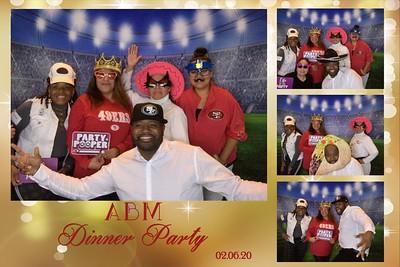 ABM Dinner Party 2020