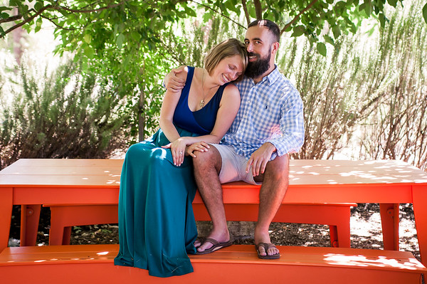 Brittany & Boone Engagement Photography