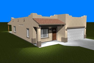 CUSTOM HOME - TUCSON,AZ