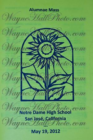 2013 Alumnae Mass and Brunch