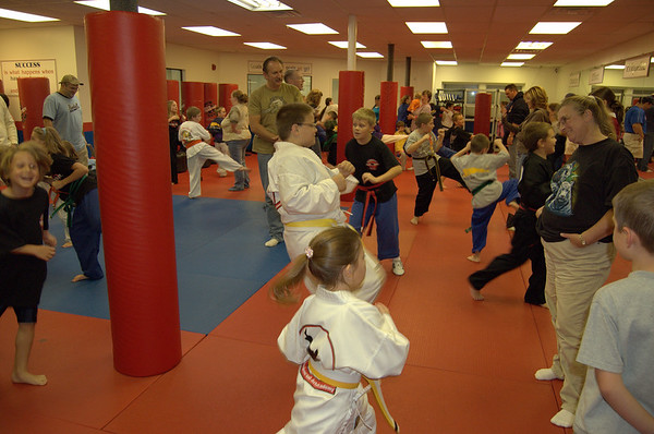 Professional Martial Arts Kick-A-Thon, Save the Met