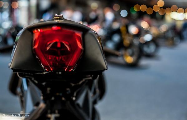 MV Augusta bike