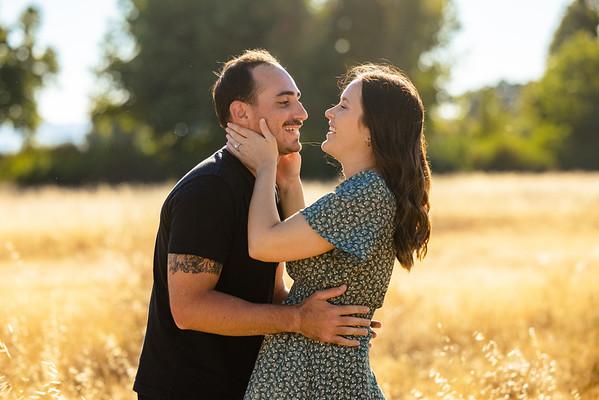 Victoria and Gavin