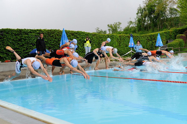 Thurgauer Triathlon, Stettfurt: Pro Männer