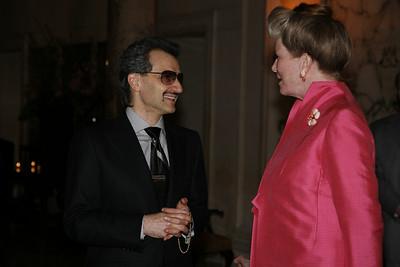 Prince Alwaleed. May 12, 2008