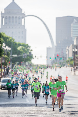 2014 St. Louis Girls on the Run 5K Photos