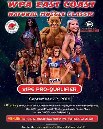 2018 WPA Muscle Classic