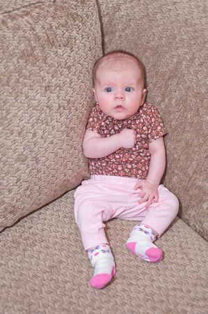 Samantha 2 months old
