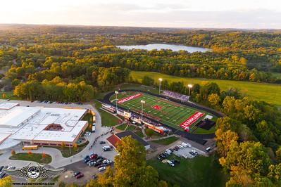 9-29-2017 Northwest Football Game