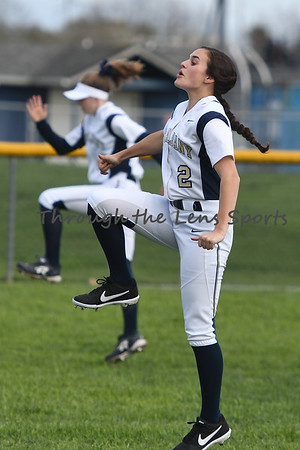 West Albany vs. Central HS Softball