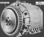 EMD main generator.