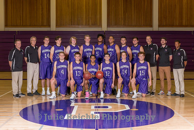 PHS Varsity Basketball, Dec 2016