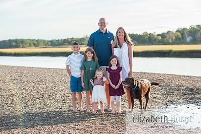 The Tibbert Family 2019