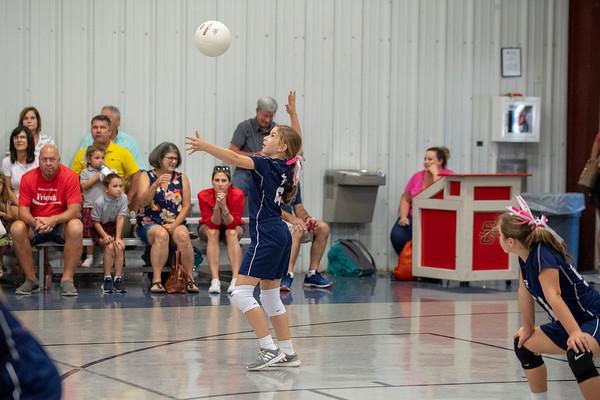 2018 St. Gen Volleyball