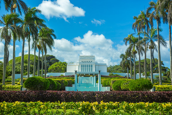 Laie Hawaii Temple LDS
