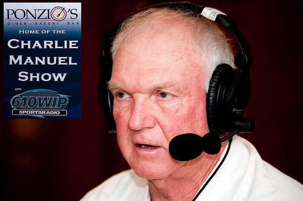 Charlie Manuel on WIP