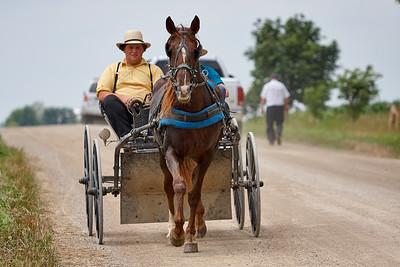 Mennonite Farm Auction