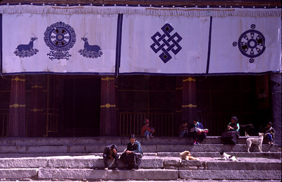 The Drepung and the Sera Monasteries