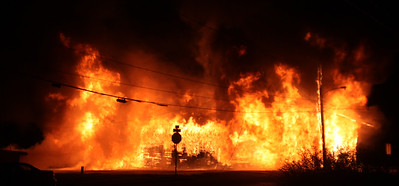2016 July Closson Fire