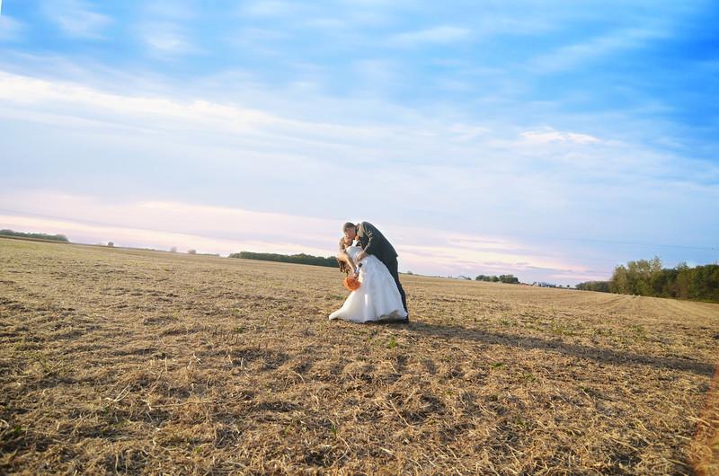 Nicole and Ryan- Back For†y Wedding