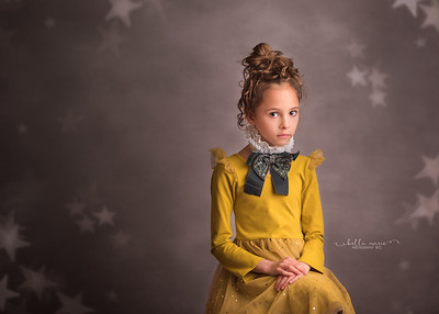 Child Studio Portraits
