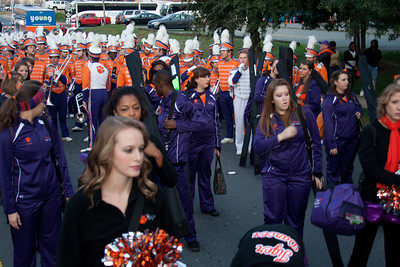 2011 ACC Championship - Clemson vs Virginia Tech - Photos by Christopher Sloan