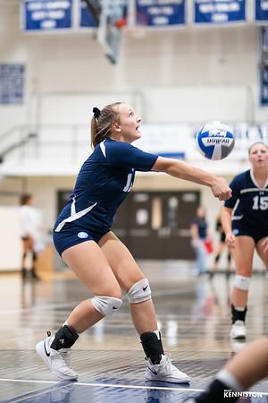 9-10-19 Garber JV Volleyball