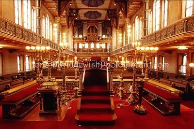 SWEDEN, Stockholm. Great Synagogue. (2006)
