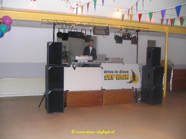 20060527 Feestavond Buurthuis Delft