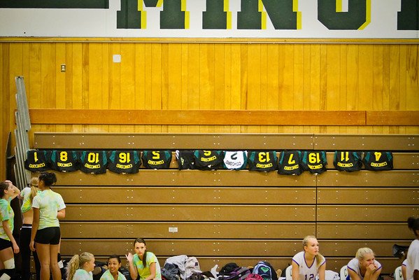 CHS Volleyball vs Acalanes