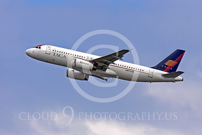 TACA Airline Airbus A320 Airliner Pictures