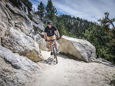 Tahoe MTB Trip 2015