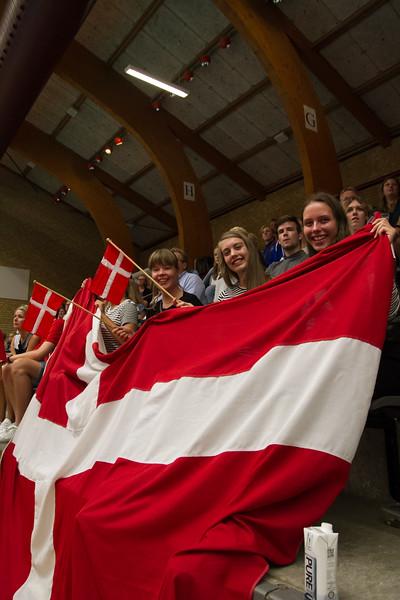 EM-Kvalifikation: Danmark - Portugal