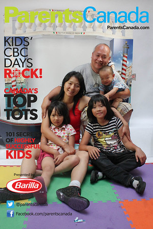 Parents Canada CBC Kid's Day 2