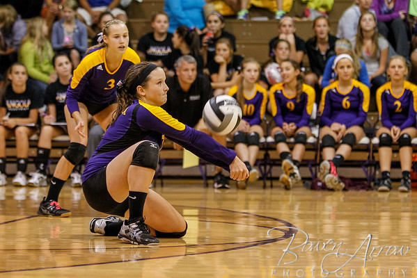 VB vs East Noble 2013-08-22