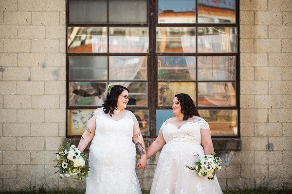 Rae + Sara: Wedding