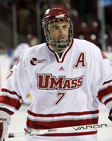 University of Massachusetts Mens NCAA Ice Hockey 2007-2008 I