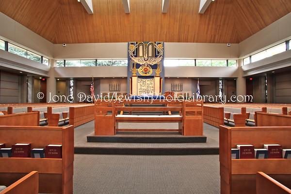 USA, Maryland, Rockville. B'nai Israel Congregation. (2009)