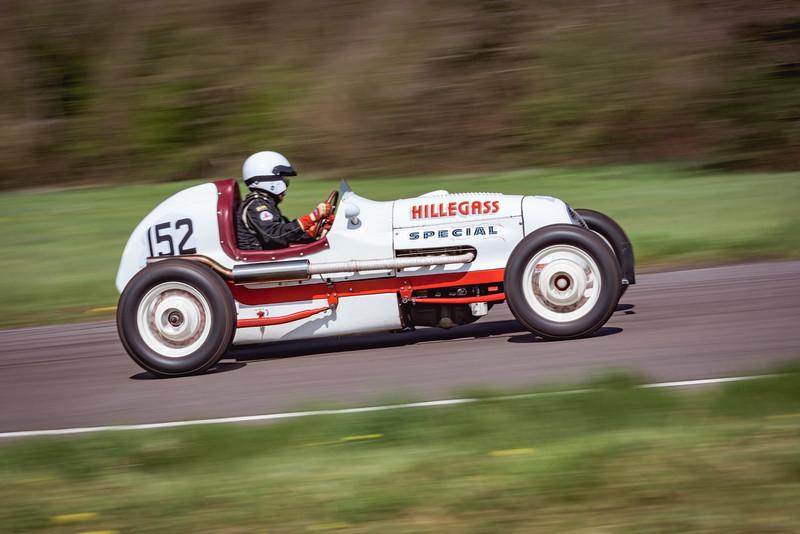 VSCC Curborough Speed Trials 2019