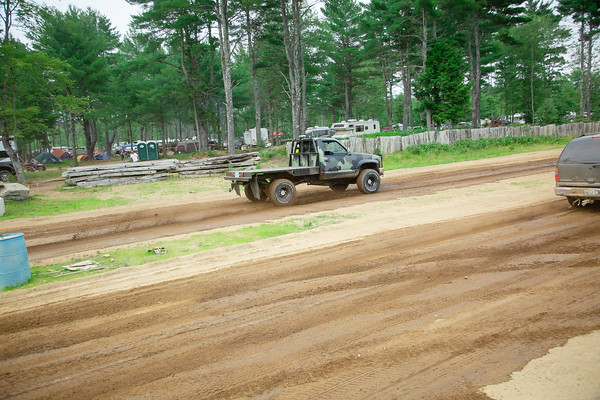 Open Mud Drags
