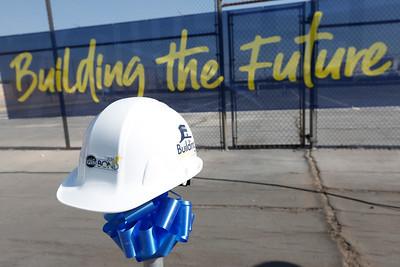 EPISD breaks ground on new Hartley PK-8 School