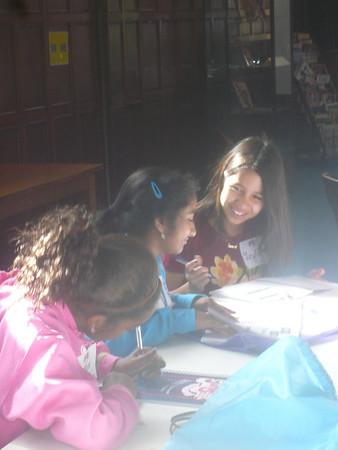 Girls Academy Leadership Retreat