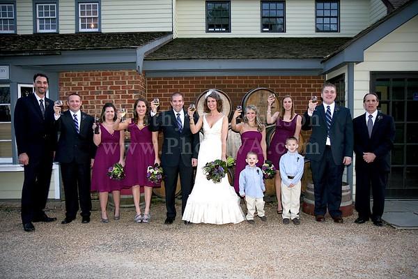 Sarah + Adam: Williamsburg Wedding Photography