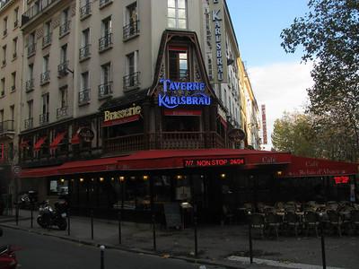 Paris - Thanksgiving 2010