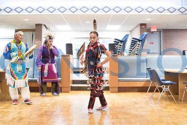 RedHawk Native American Arts Council Dance